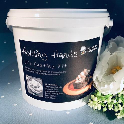 Holding Hands Casting Kit