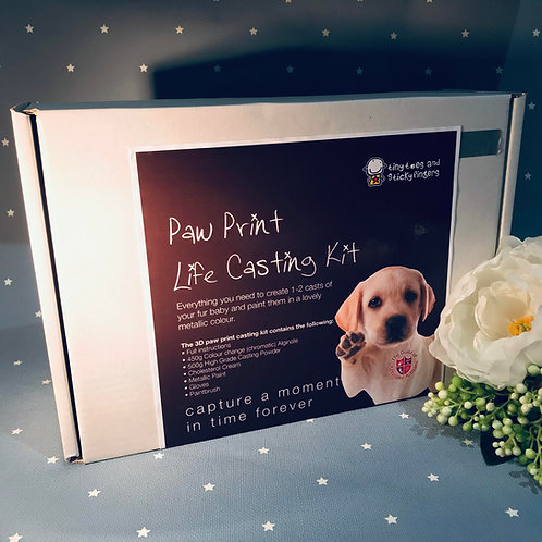 Pawprint Casting Kit