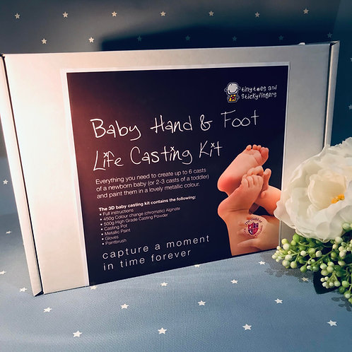 Baby Hand & Foot Casting Kit