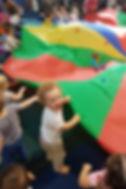 children at EKGA