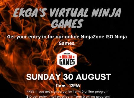 Lock down Ninja Games