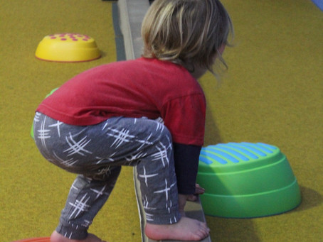 Arrangements for Kinder Gym and Preschool Classes