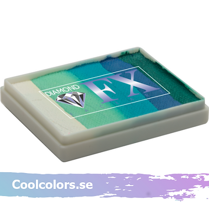 Diamond FX DFX Splitcake Cool Breeze blå vit