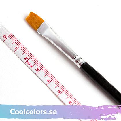 Goldline Platt pensel stl 4