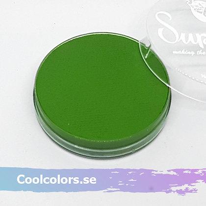 Grön ansiktsfärg
