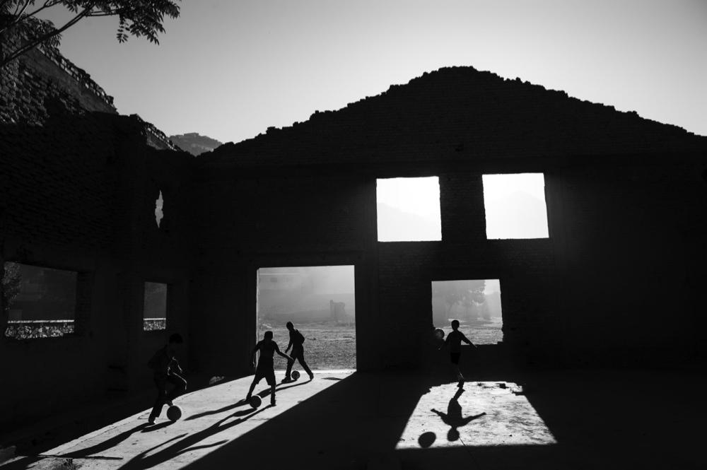 Afghanistan, Kabul, 2010