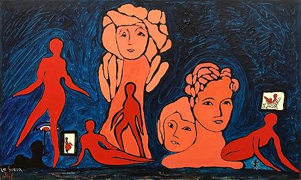 306_Les Demoiselles d'Avignon by Maurice Le Grand Sullins.jpg
