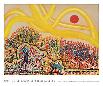 Maurice Sullins Limited Edition Print
