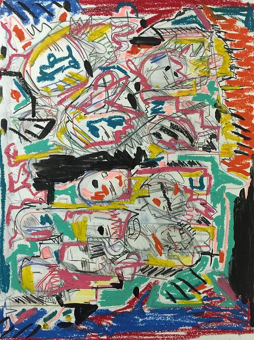 Composition, 2016