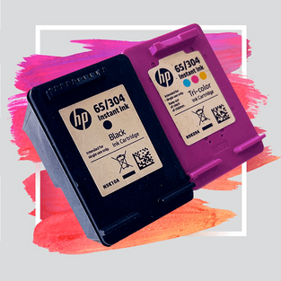 HP-65/304-BLACK / COLOUR