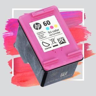 HP-60-BLACK / COLOUR
