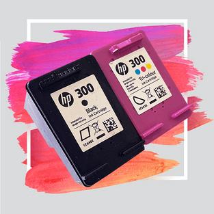 HP-300-BLACK / COLOUR