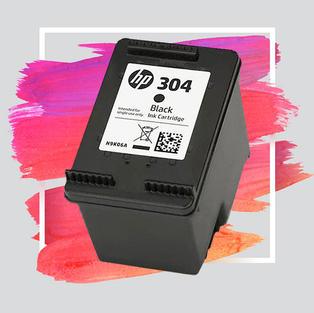 HP-304-BLACK / COLOUR