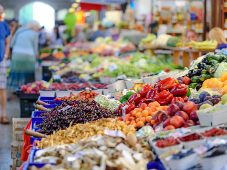 PMA releases advice for fruit & veggie washing.