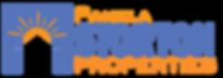 logo horizontal transparent house and ba