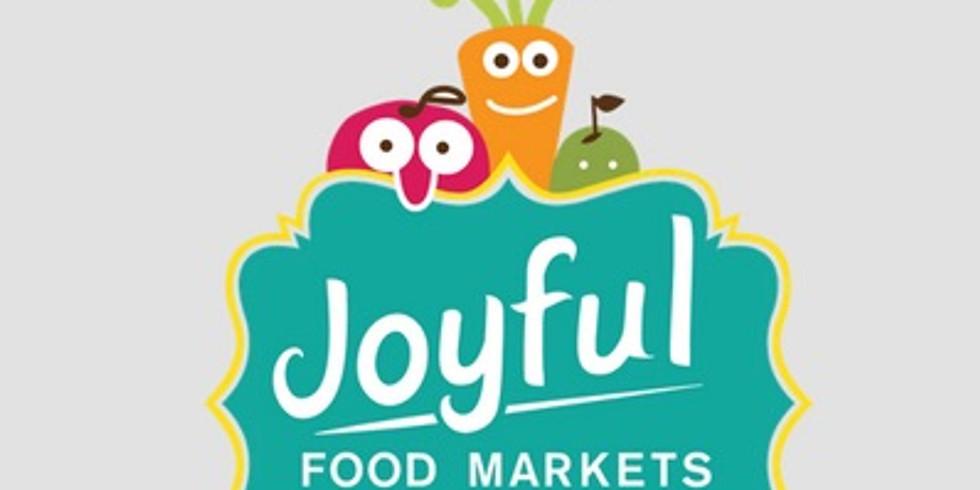 Joyful Food Markets January 2020