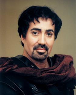 Eduardo as Flavio in Norma