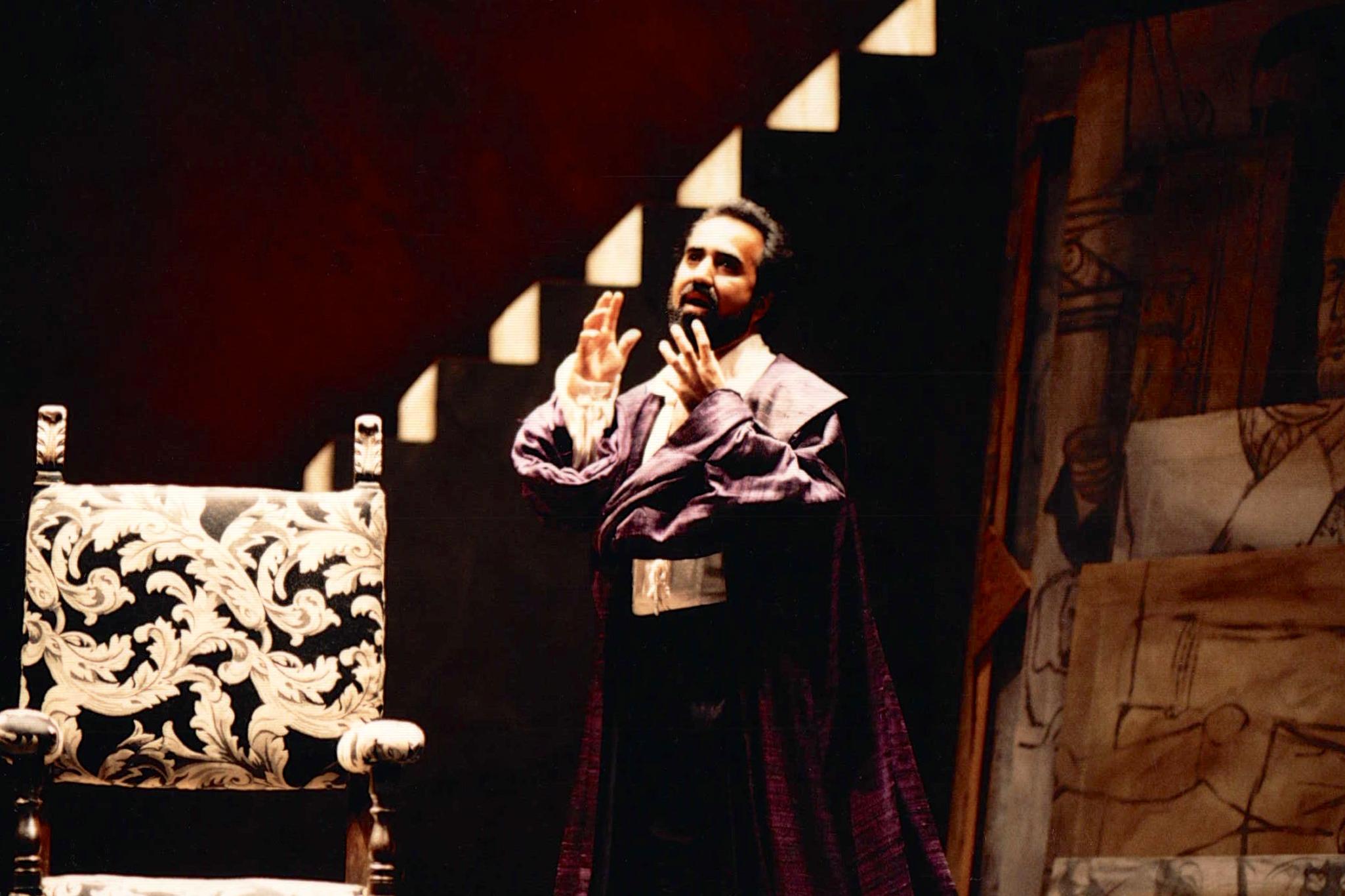Duke of Mantua in RIgoletto