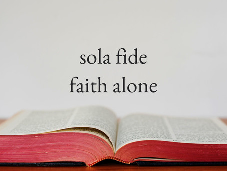 Is Salvation by Faith Alone?