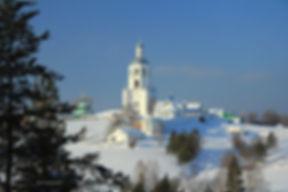 Троице-Стефано-Ульяновский мужской монас