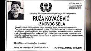 Ruža Kovačević