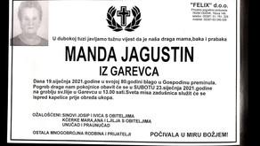 Manda Jagustin