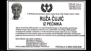 Ruža Čujić