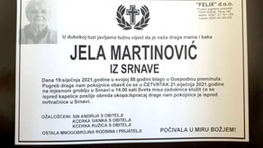Jela Martinović