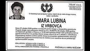 Mara Lubina