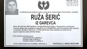 Ruža Šerić