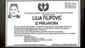 Luja Filipović