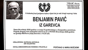Benjamin Pavić