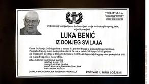 Luka Benić