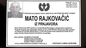 Mato Rajkovačić