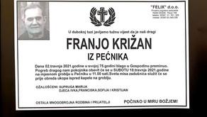 Franjo Križan