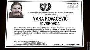 Mara Kovačević