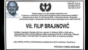 Vlč. Filip Brajinović