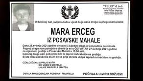 Mara Erceg