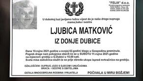 Ljubica Matković