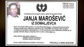 Janja Marošević