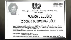 Vjera Jelušić