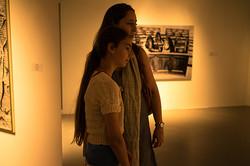 Lara and daughter