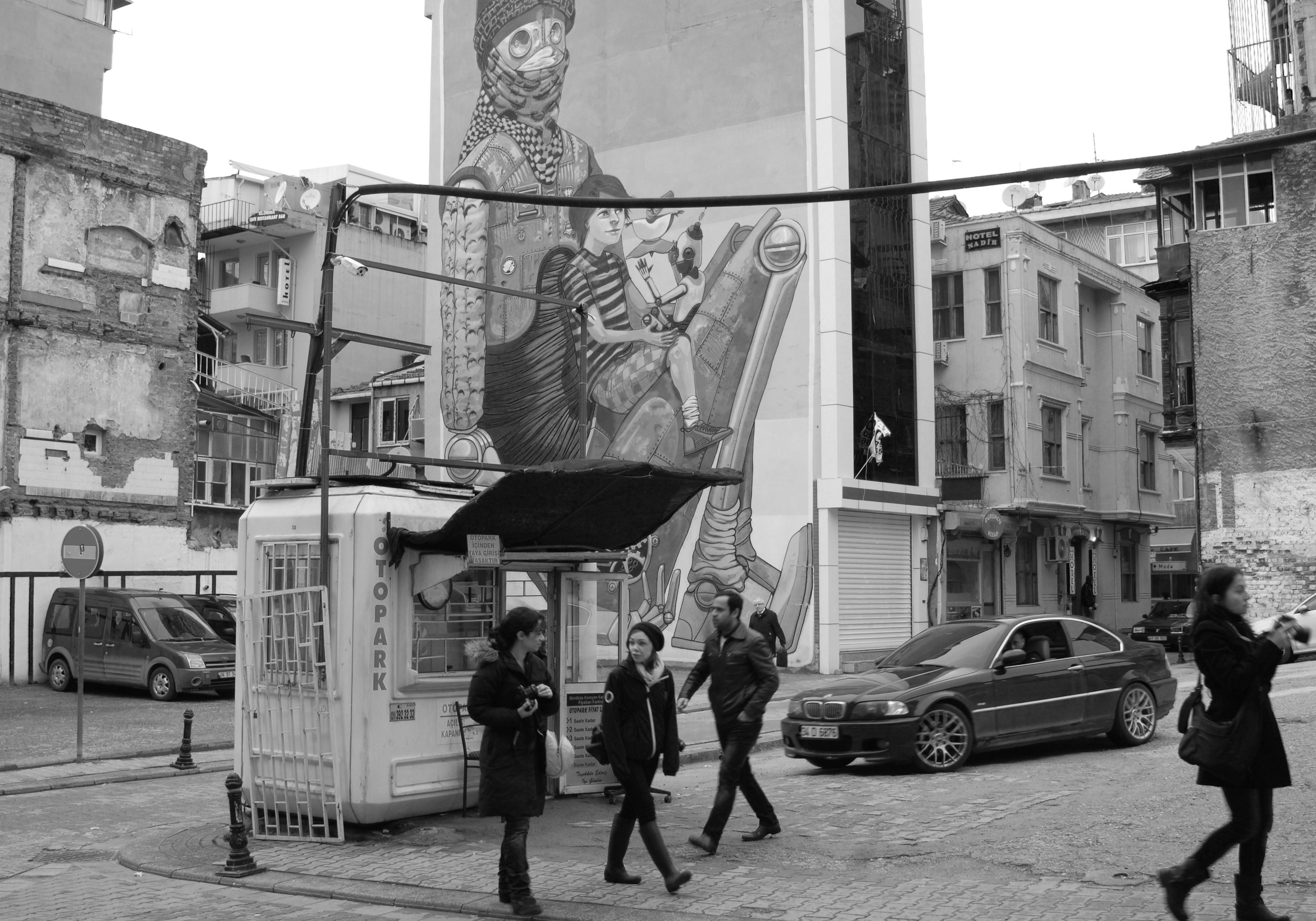 Yeldegirman, Kadıköy