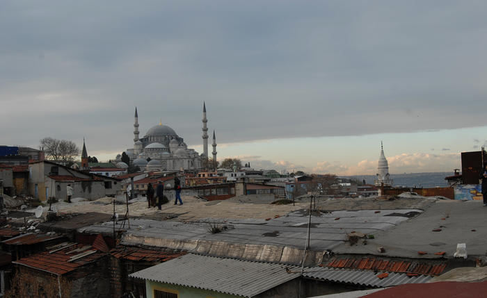 The Grand Bazaar and it's Rooftops