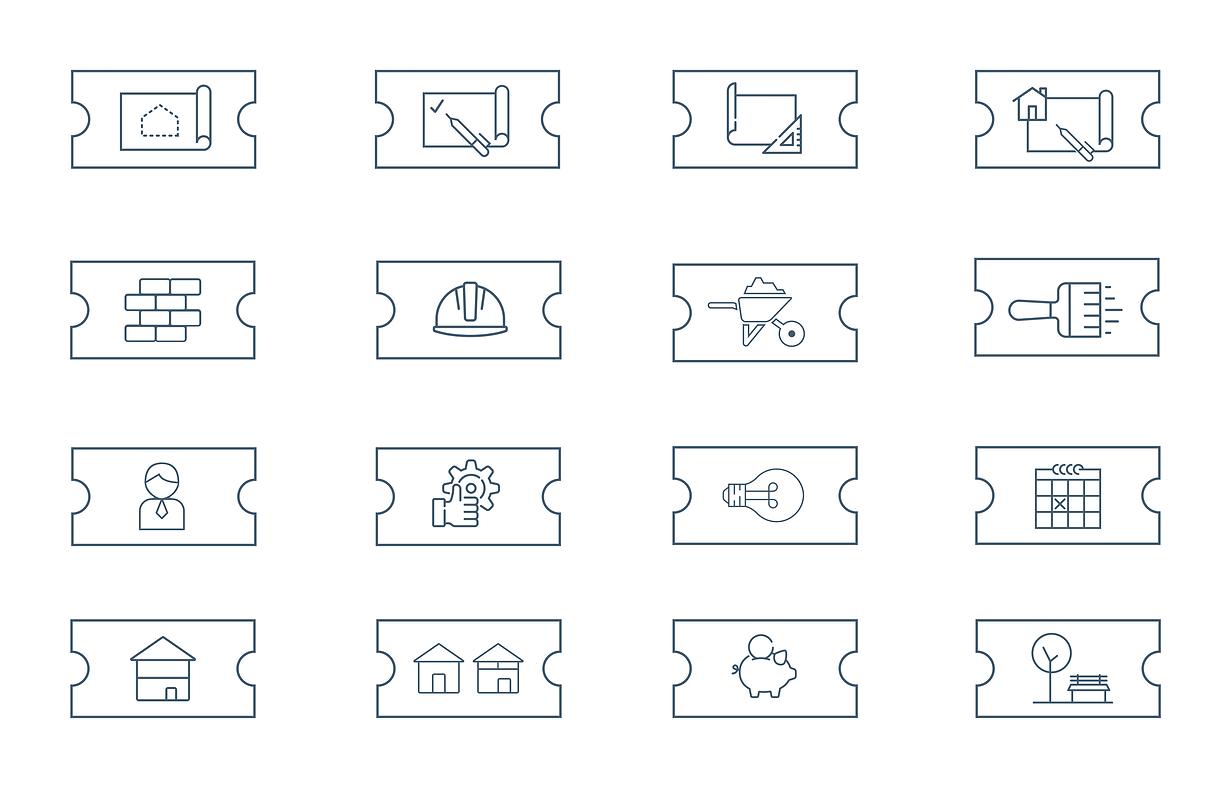 разработать фирменный стиль айдентика логотип создание логотипа лого строительной фирмы создать лого брендбук logo бриксформ заказать брендбук