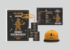 хоккейная айдентика хоккейный логотип создание логотипа хоккйеный брендбук разработка эмблемы фирменнй стиль команды hockey logo дизайн студия паровоз design dubai ice hockey заказать логотип команды