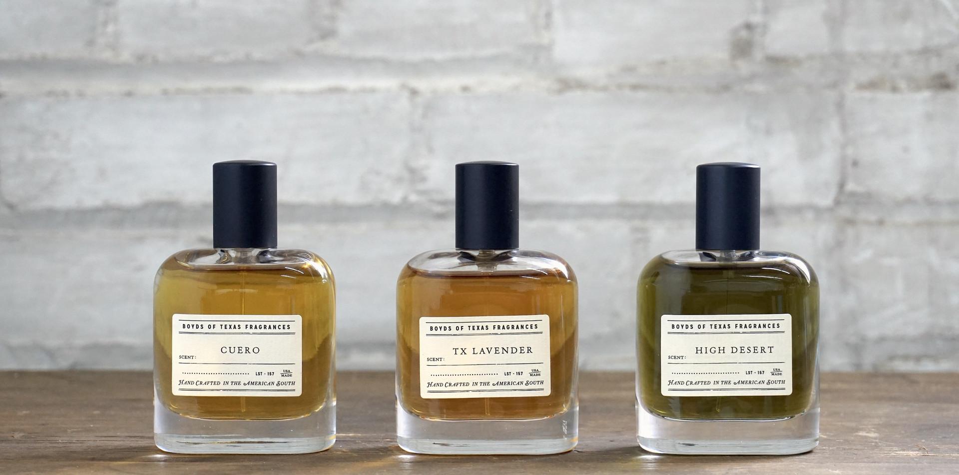 Apothecary Winner: Natural Eau de Parfum by Boyd's of Texas