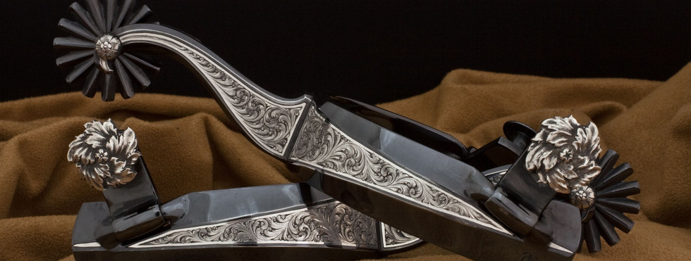 Grand Prize and Workshop Winner: Bits & Spurs by Wilson Capron