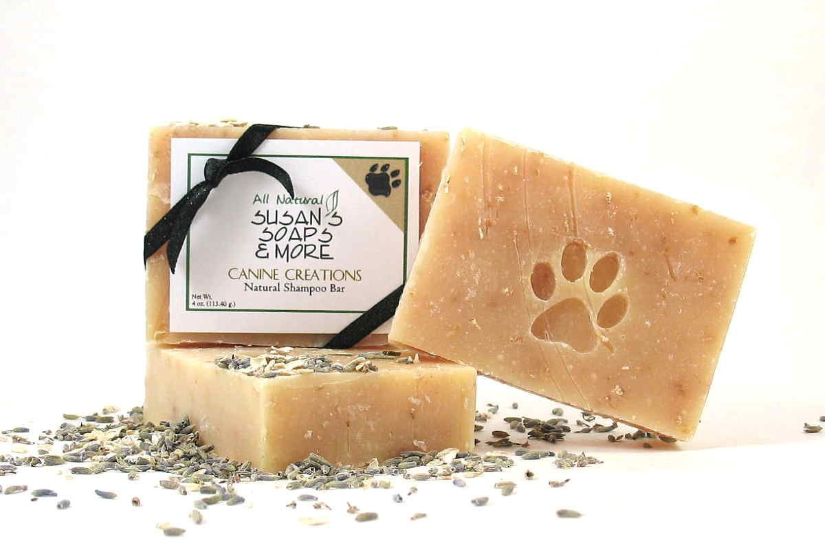 Pets & Animals Winner: Canine Creations Soap Bar & Liquid