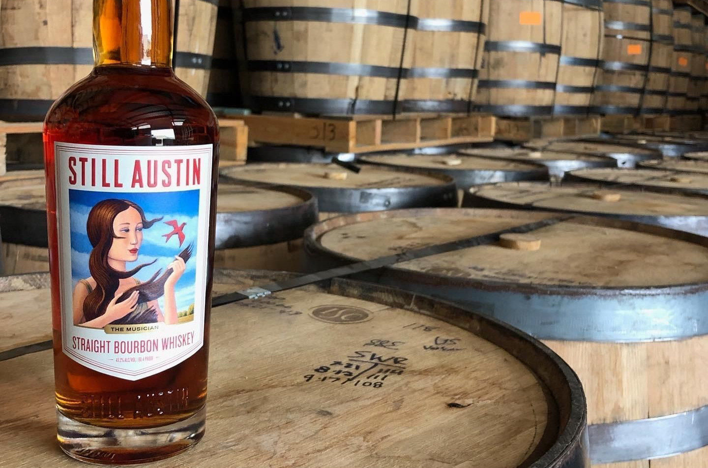 Drinks Winner: Straight Bourbon Whiskey by Still Austin Whiskey Co.